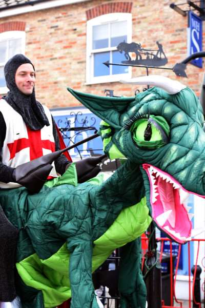 St George's Fayre at March ANL-160424-172631009
