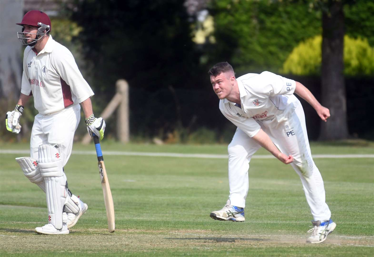Cricket: Late stand sinks Town by one wicket