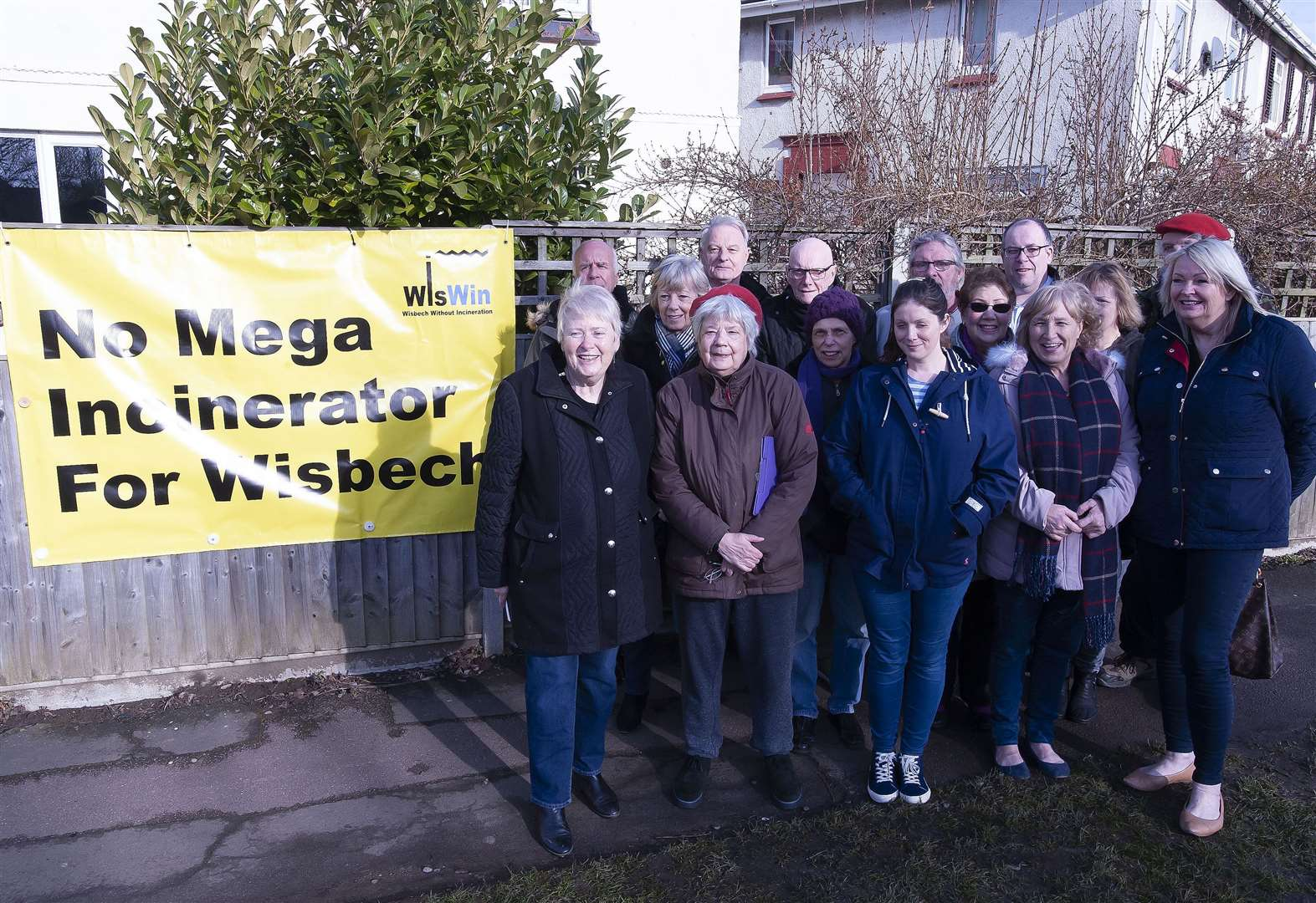 Rallying cry for protest against Wisbech incinerator this Sunday