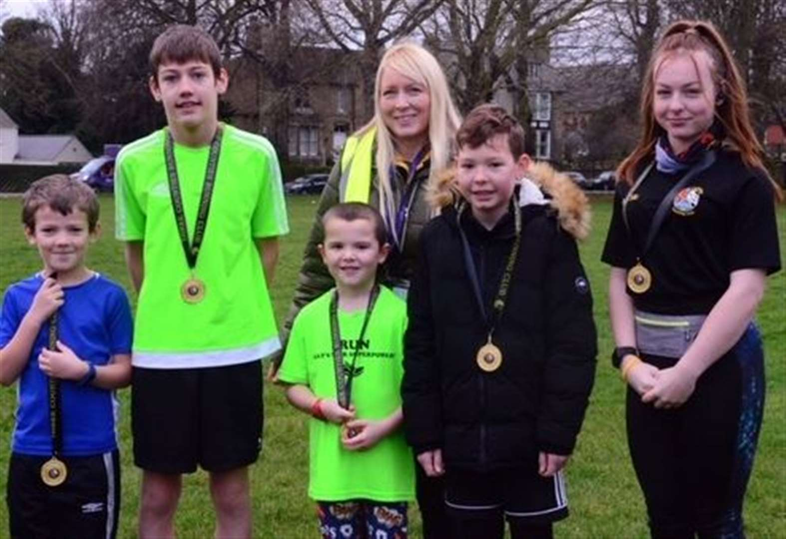 Running: find out Three Counties junior award winners