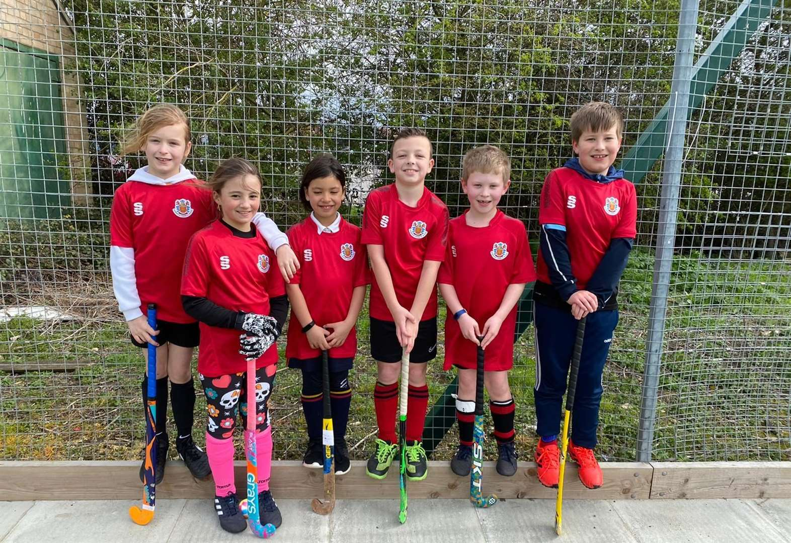 Hockey: Emma cooks four goals as 2nds going up