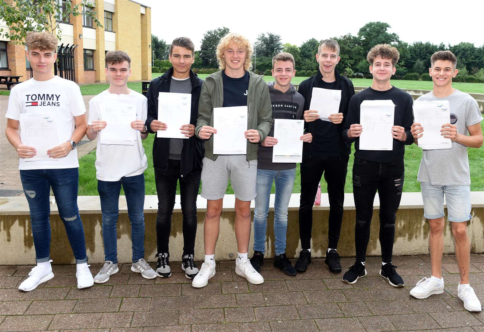 Thomas Clarkson Academy in Wisbech is celebrating its 'best ever' GCSE results