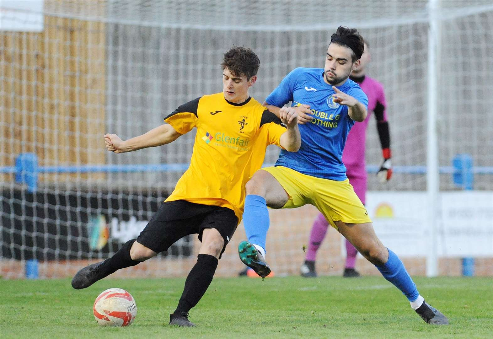 Football: Hares have Edge on Fenland sides' signings