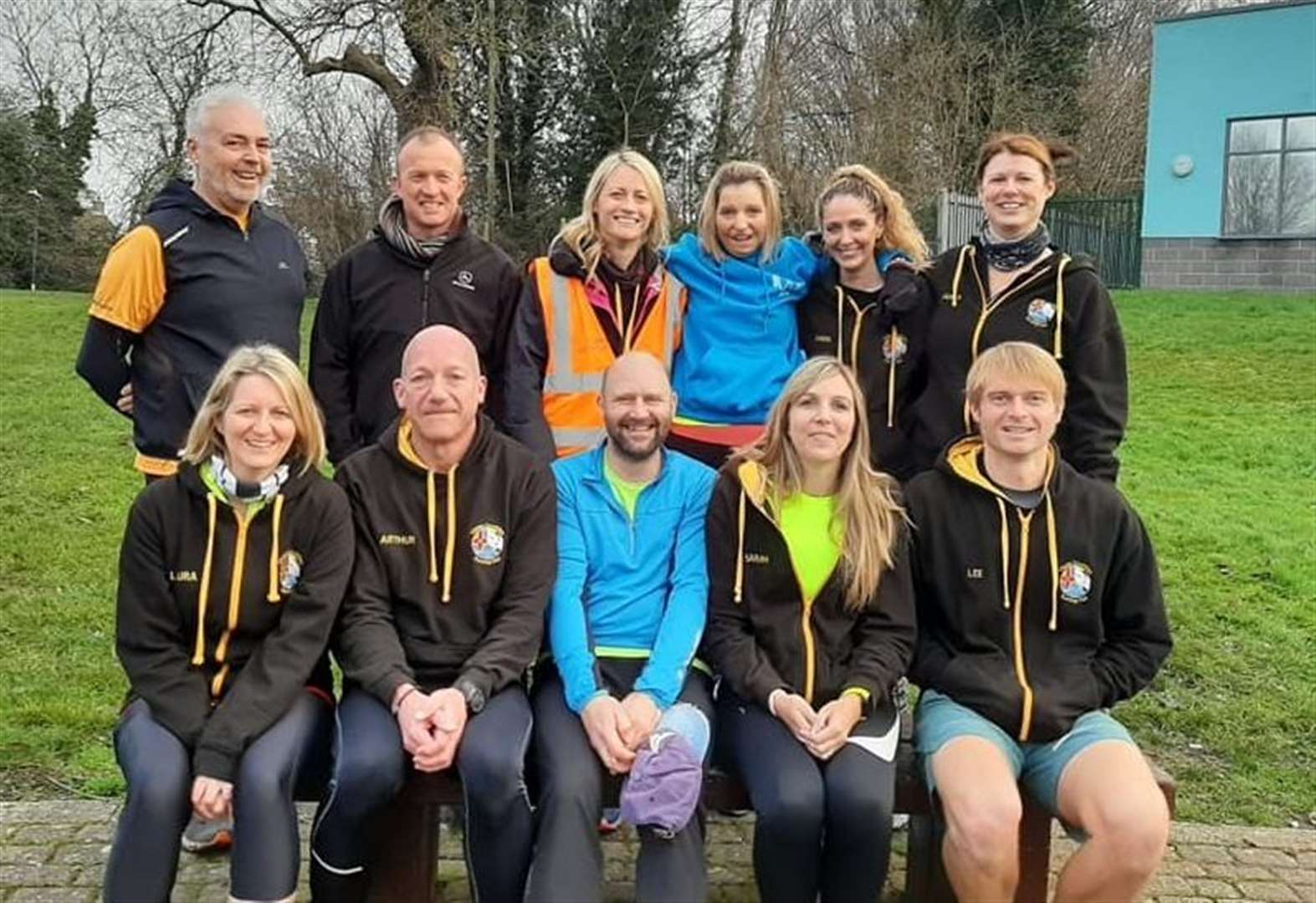 Running: Three Counties New Year's Day March and King's Lynn Parkrun results