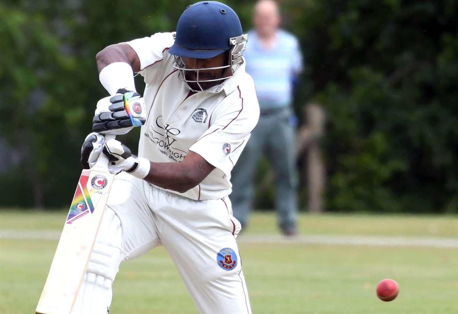 Cricket: Marching past Cambs League 1,000 runs