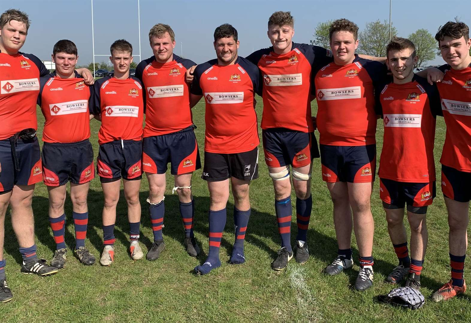 Rugby: Wisbech beat March Bears to reclaim Jack Arch Memorial Cup in front of large Easter bank holiday crowd