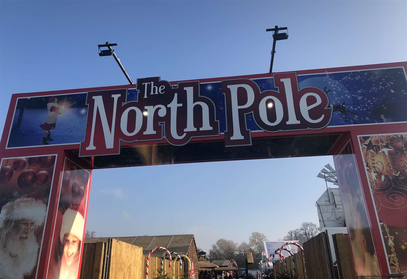 Festive fun for all the family as The North Pole comes to Cambridge