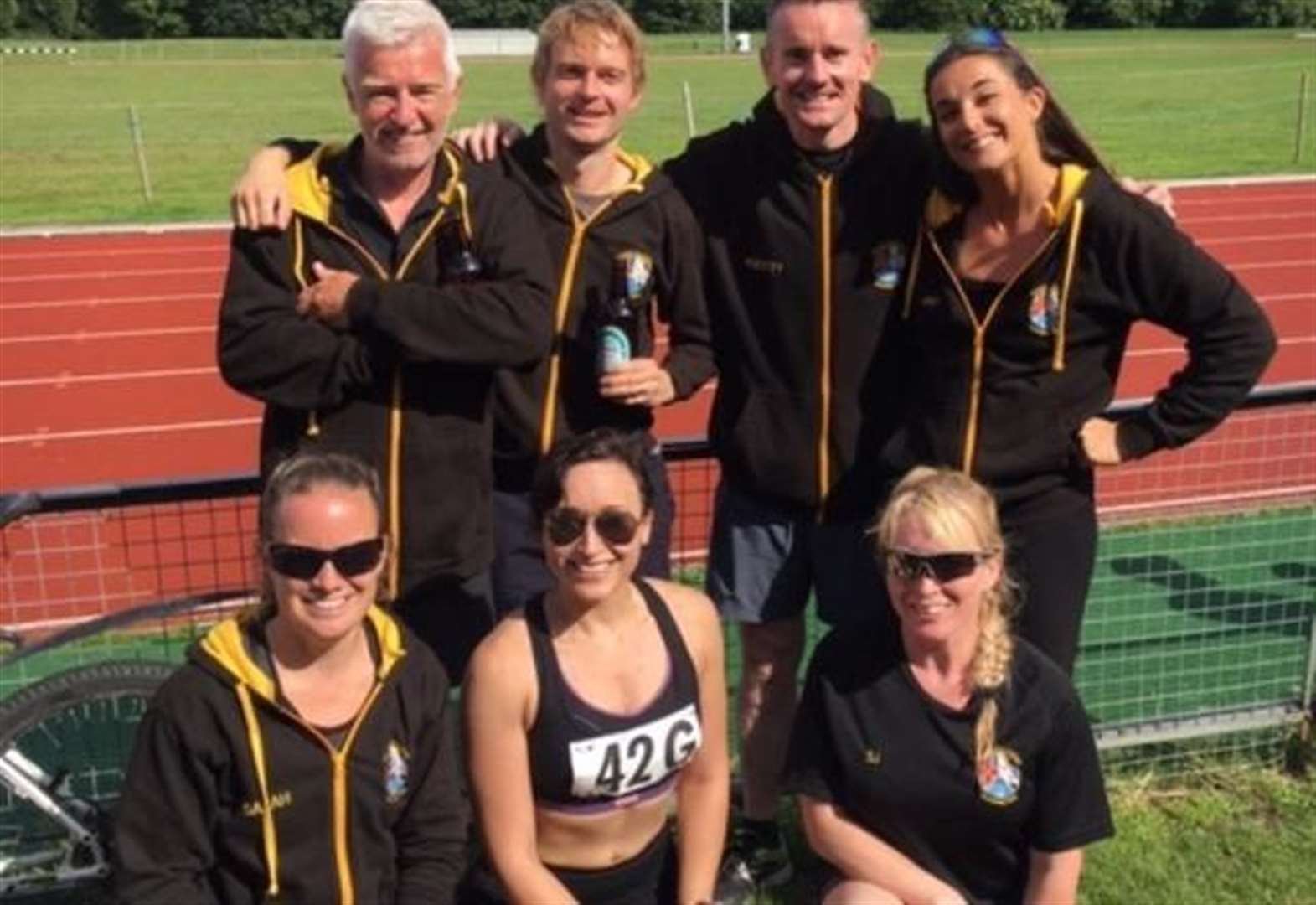 Leverington running club takes relay podium