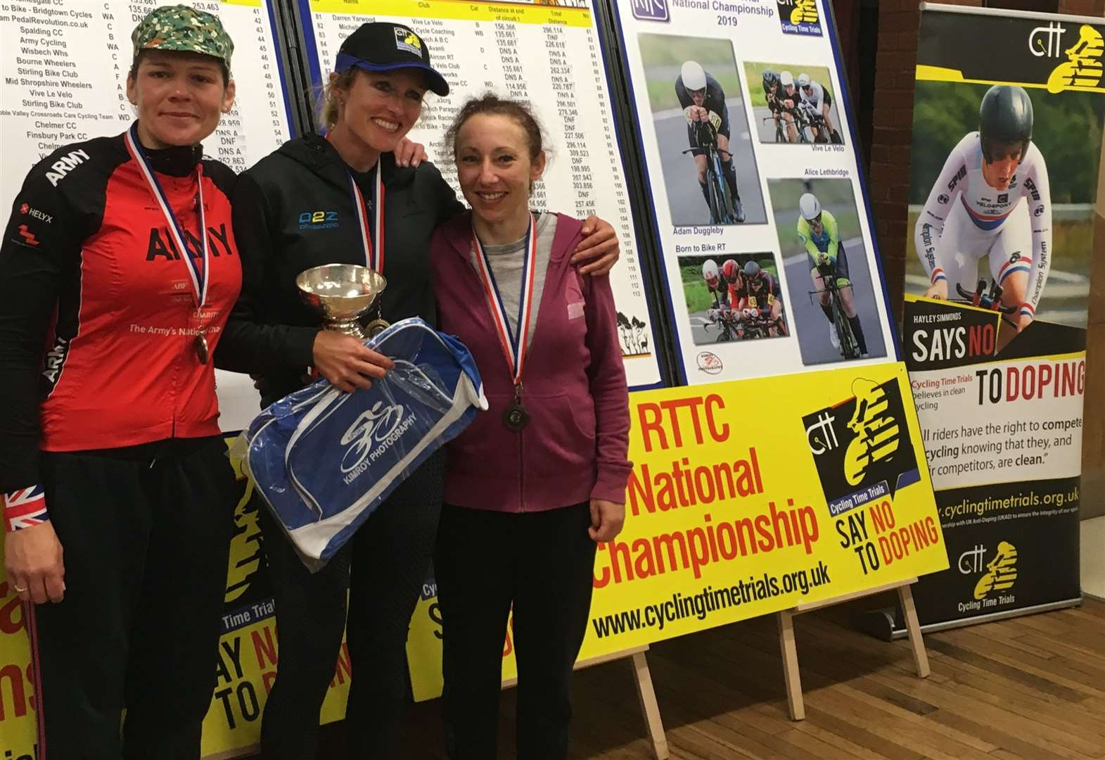 Cycling: 12-hour club record is Taylor-made