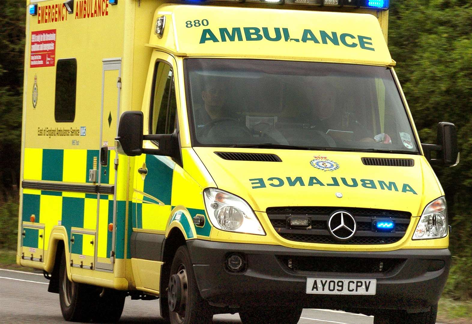 East of England Ambulance Service boss resigns