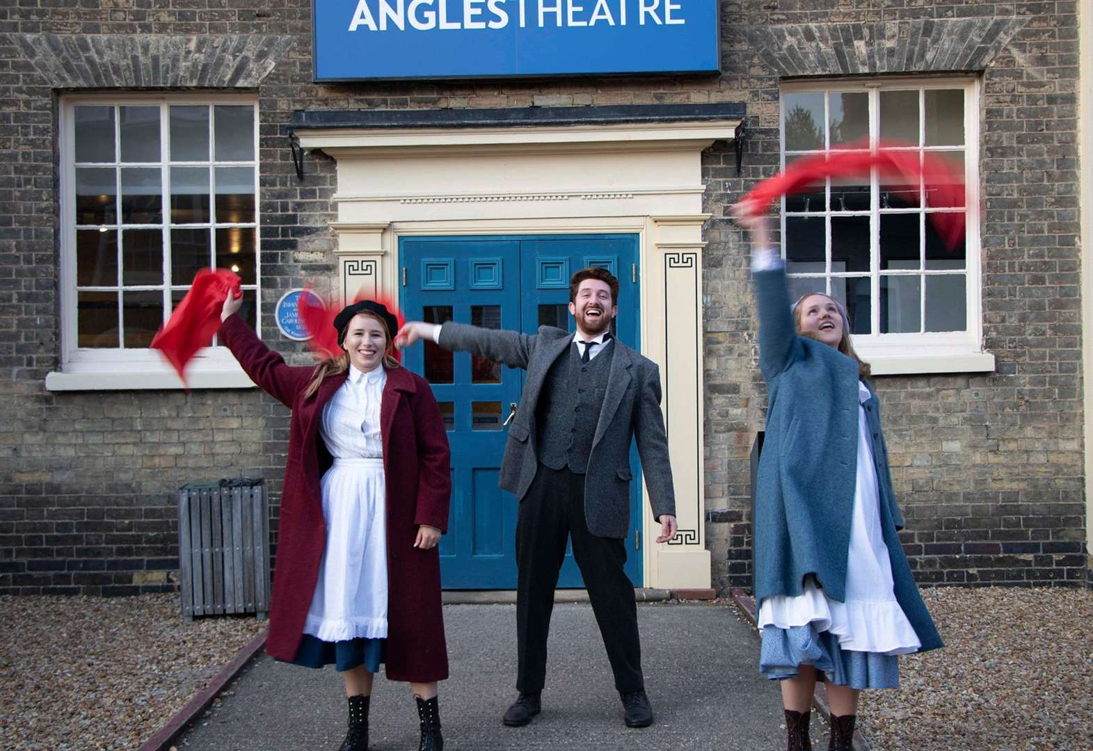 All aboard for iconic The Railway Children at The Angles Theatre, Wisbech this week
