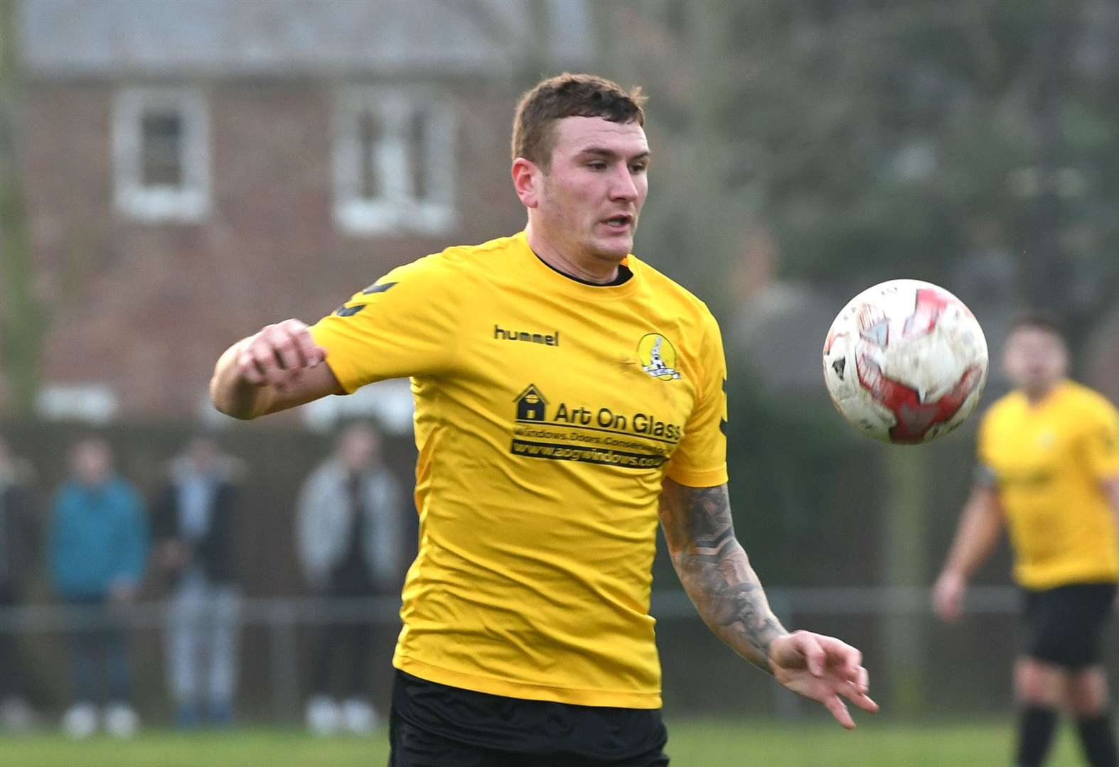 Hares boss Whaley reaction on hat-trick versus Needham Market Res