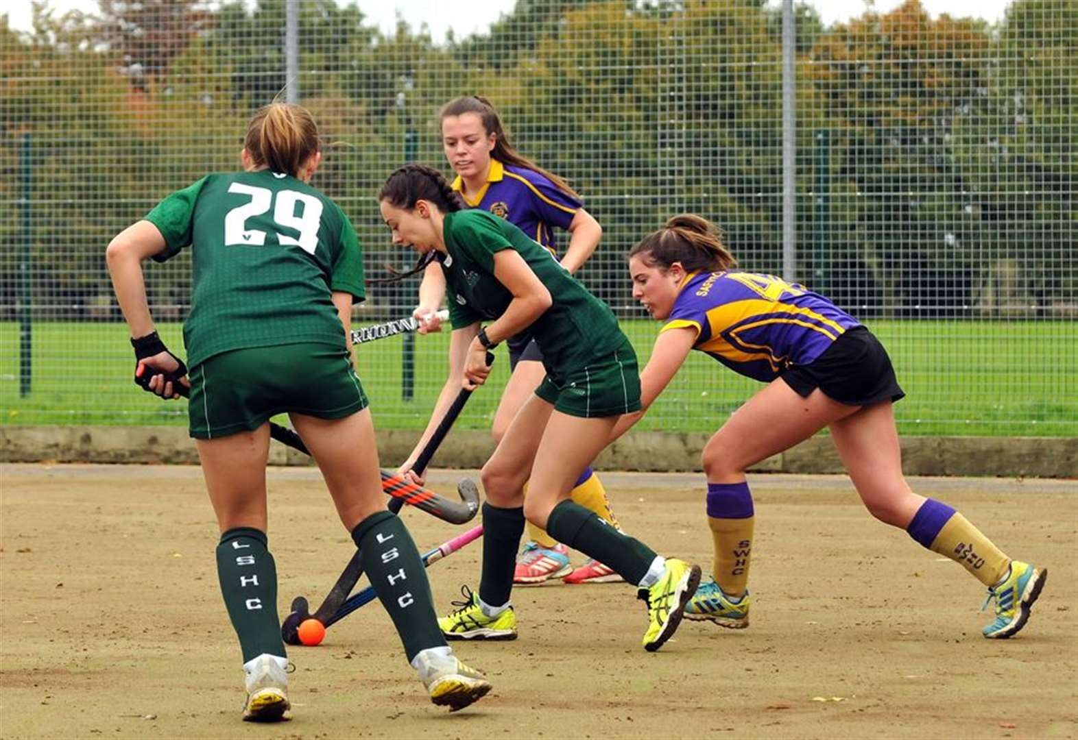 Hockey: Find out which Long Sutton Ladies player bagged a brace