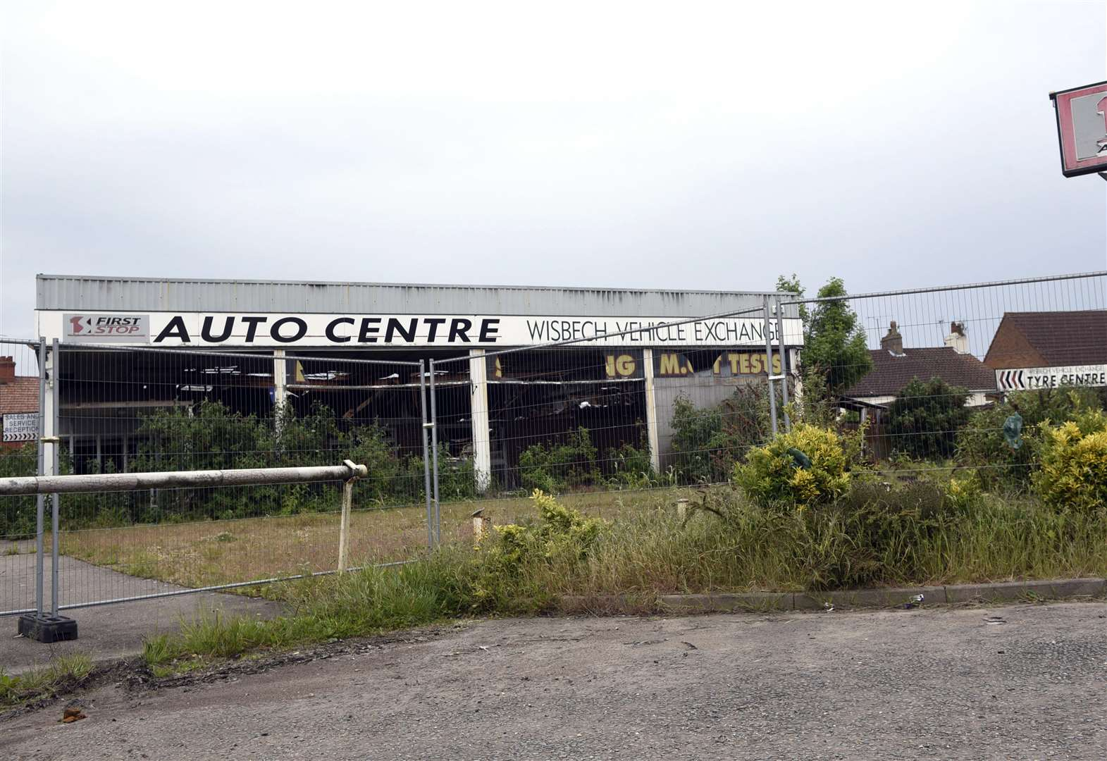 Call for action on 'eyesore' car site in Wisbech