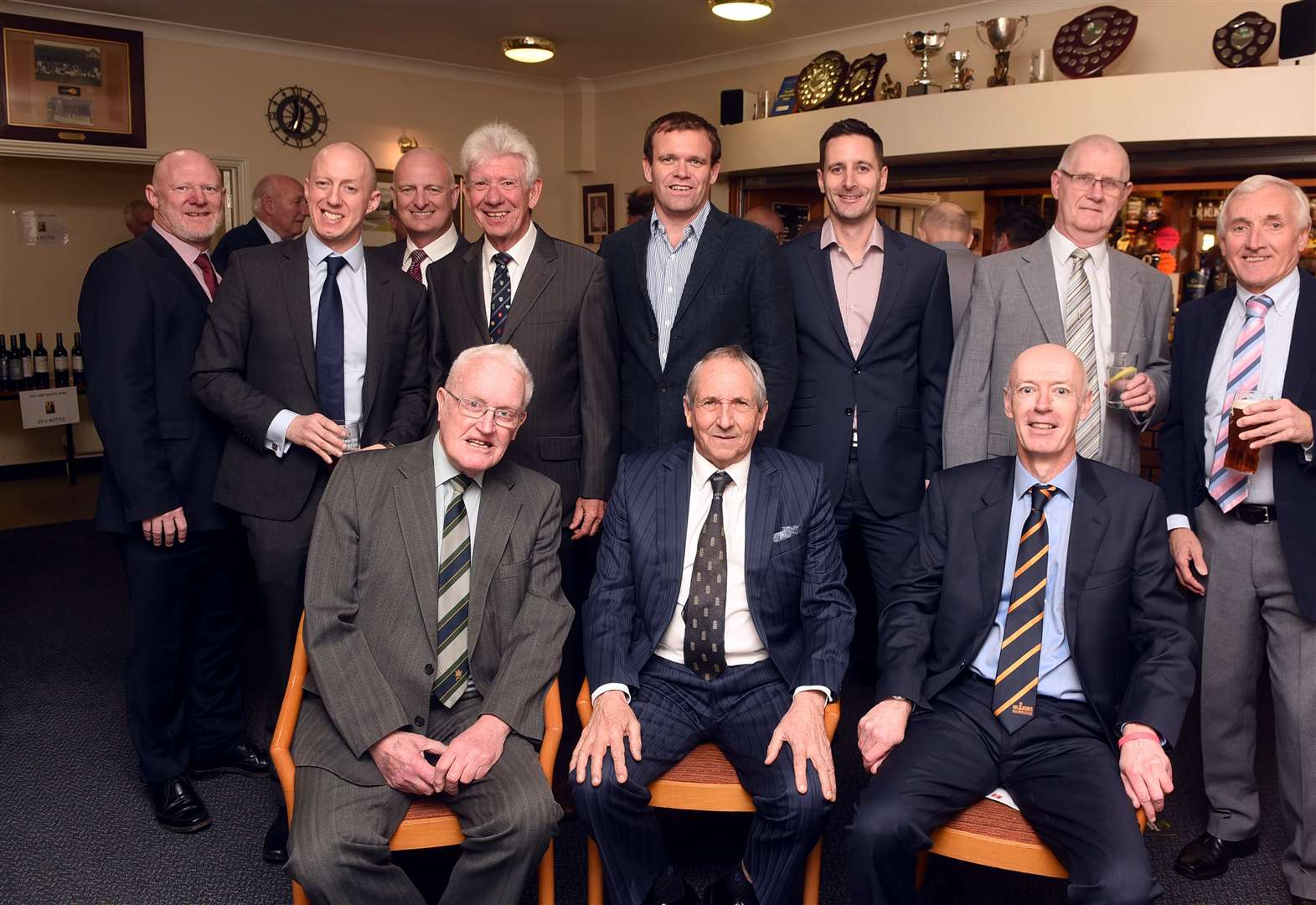 March Town Cricket Club hosts former England star Derek Randall as guest speaker at 33rd annual dinner