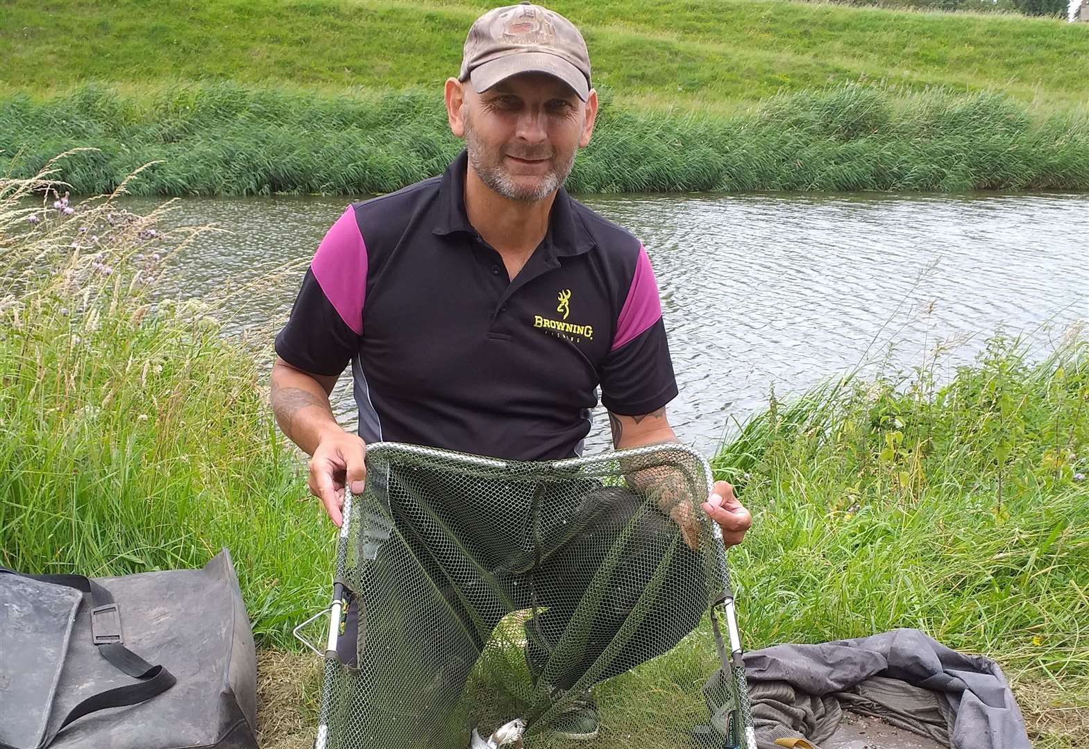 Angling: Tydd ace profits from flying bream start