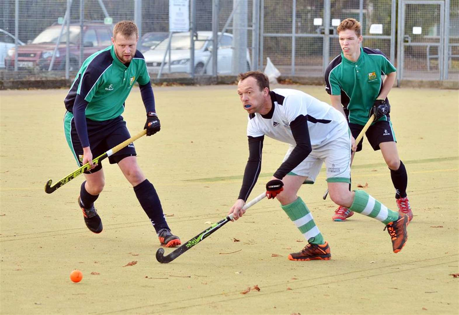 Long Sutton Hockey Men's 1sts crash at home to St Neots
