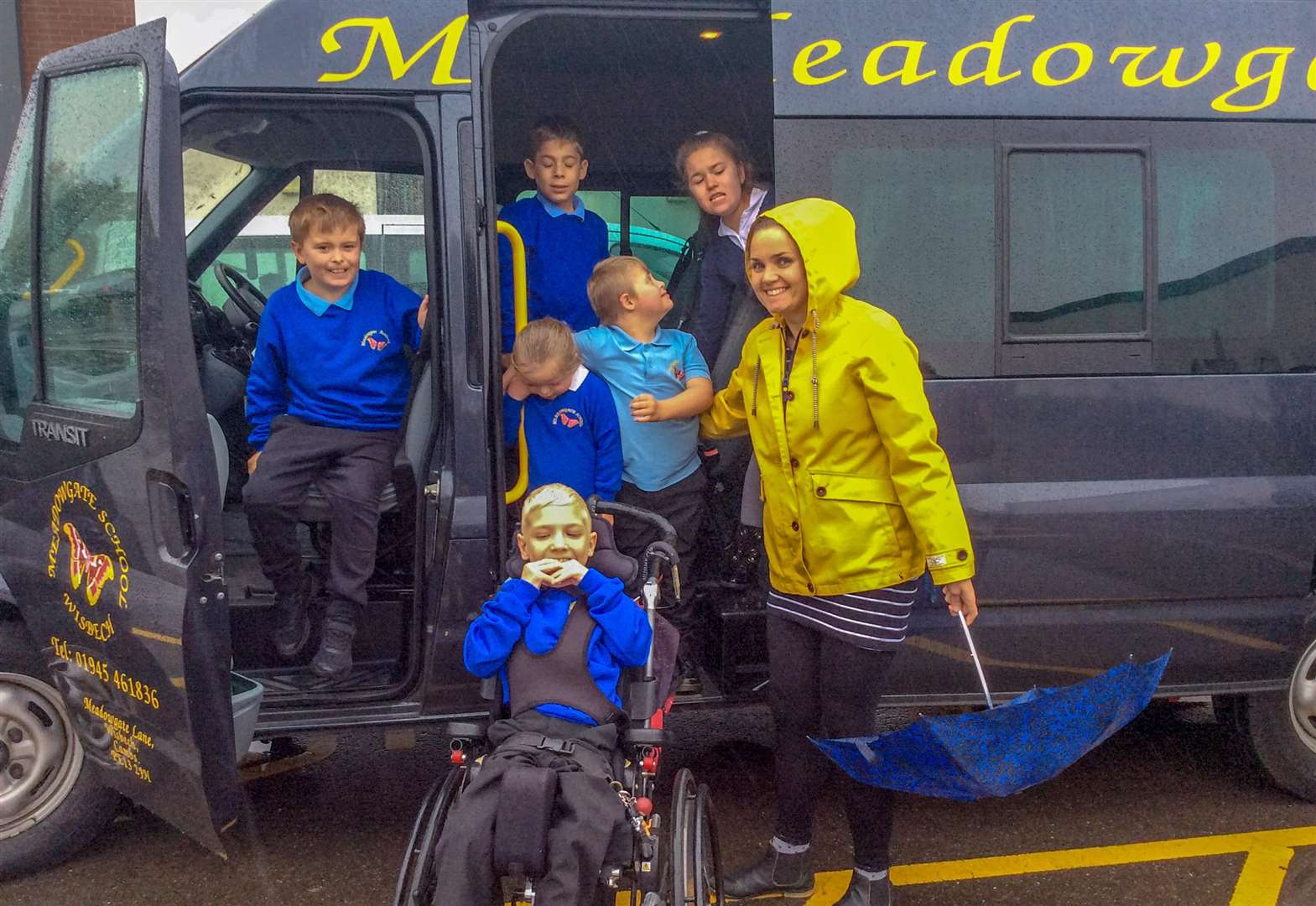 Meadowgate Academy in Wisbech need to raise £17,000 towards a new mini-bus so pupils can enjoy trips out together