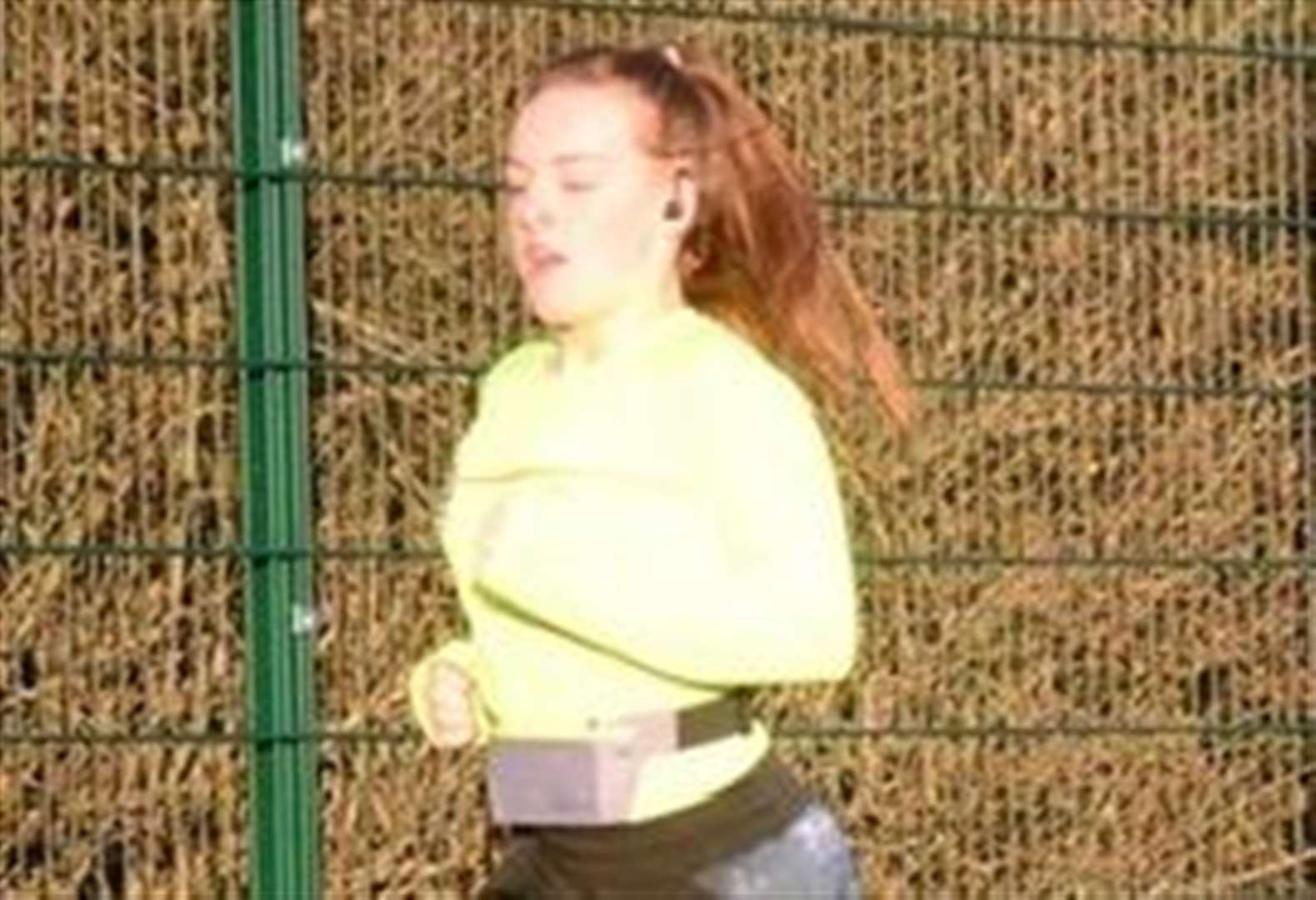 Running: Maisie wins 2k race by 1½ minutes