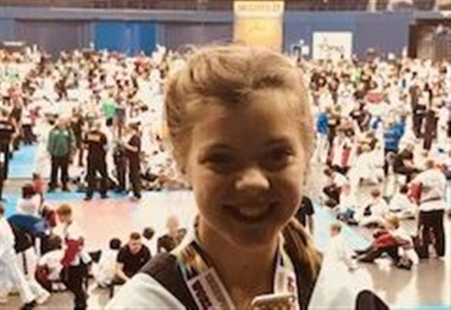 Fenland martial arts students win Welsh medals