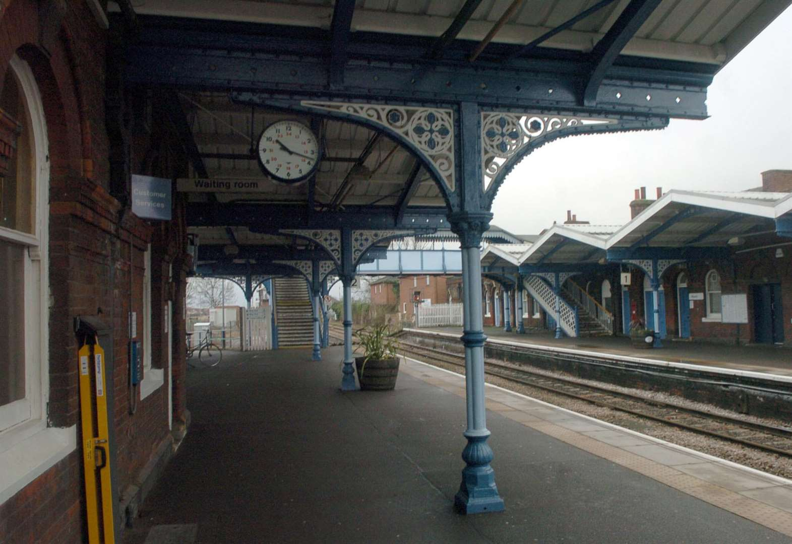 Delays to train services between March, Peterborough and Ipswich