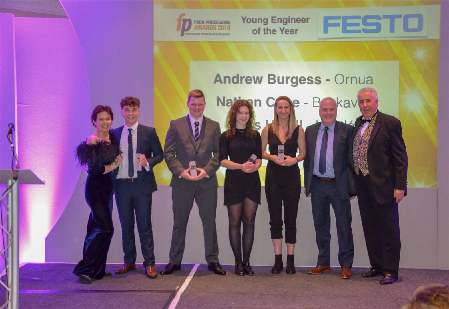 Apprentice Nathan cope from Wisbech's College of West Anglia scoops a national award
