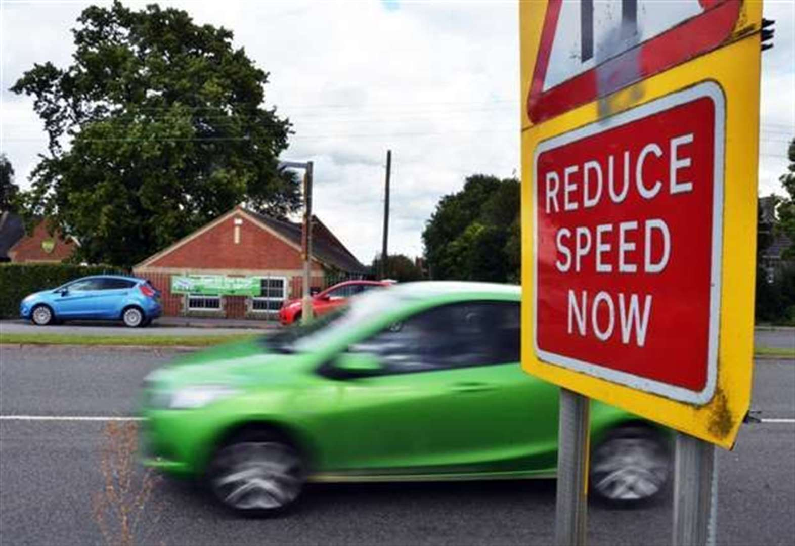 Members of the community to help tackle speeding drivers
