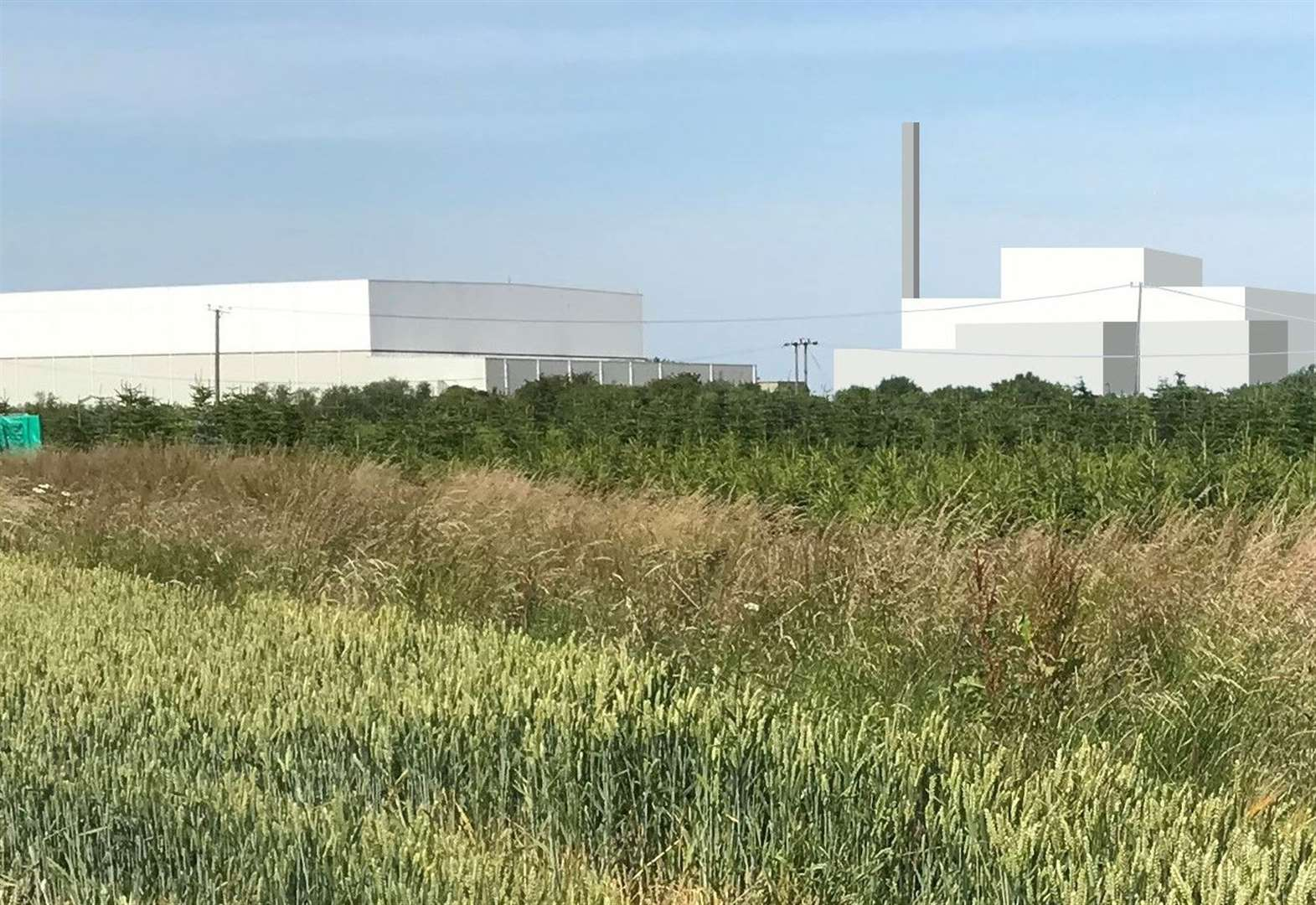 Firm takes first formal step towards building waste incinerator in Wisbech