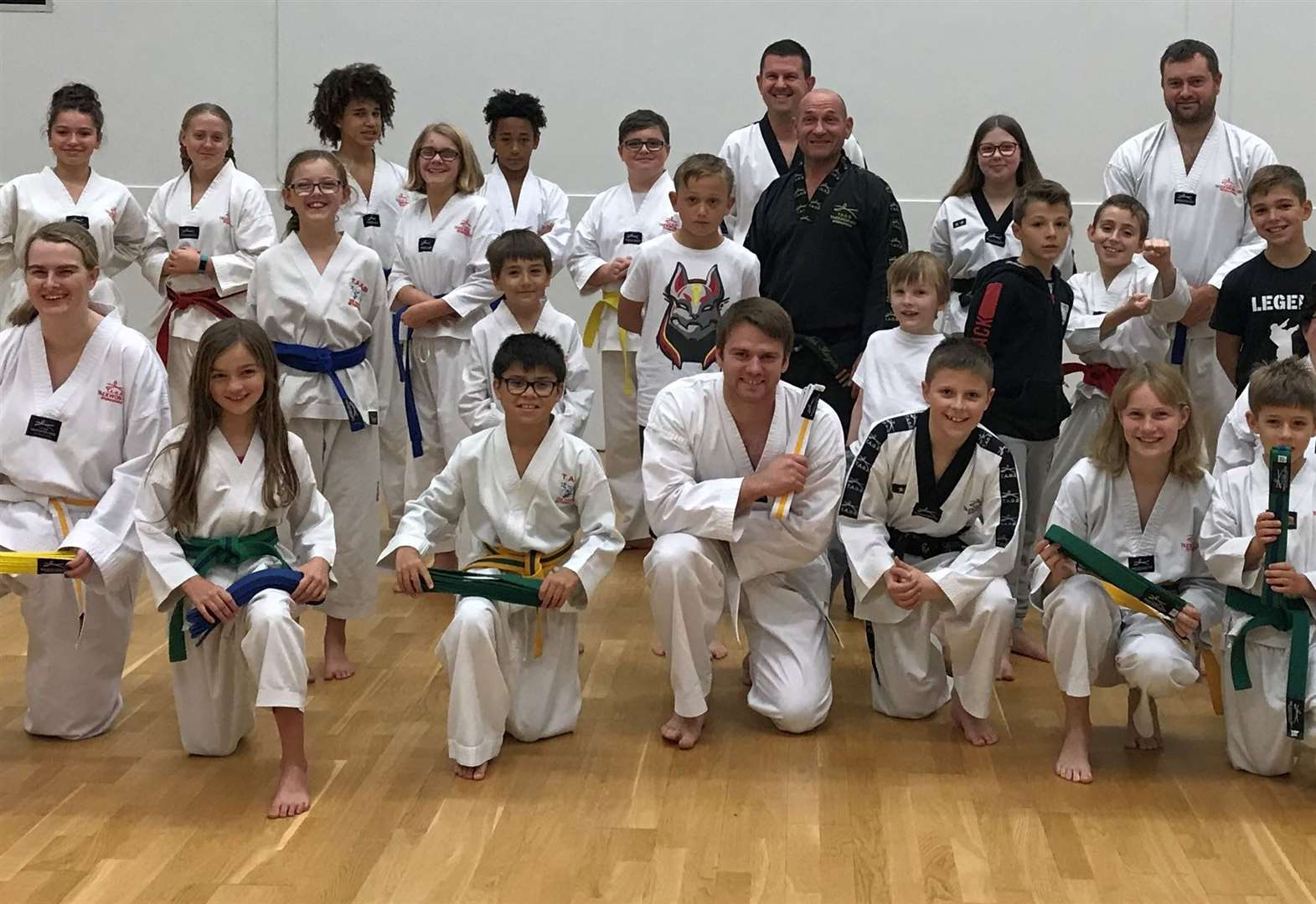 Tae Kwon-Do: Wisbech and March students pass gradings