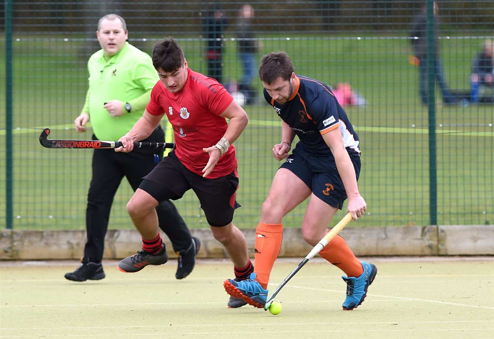 Hockey: sole Wisbech short corner rescues late point