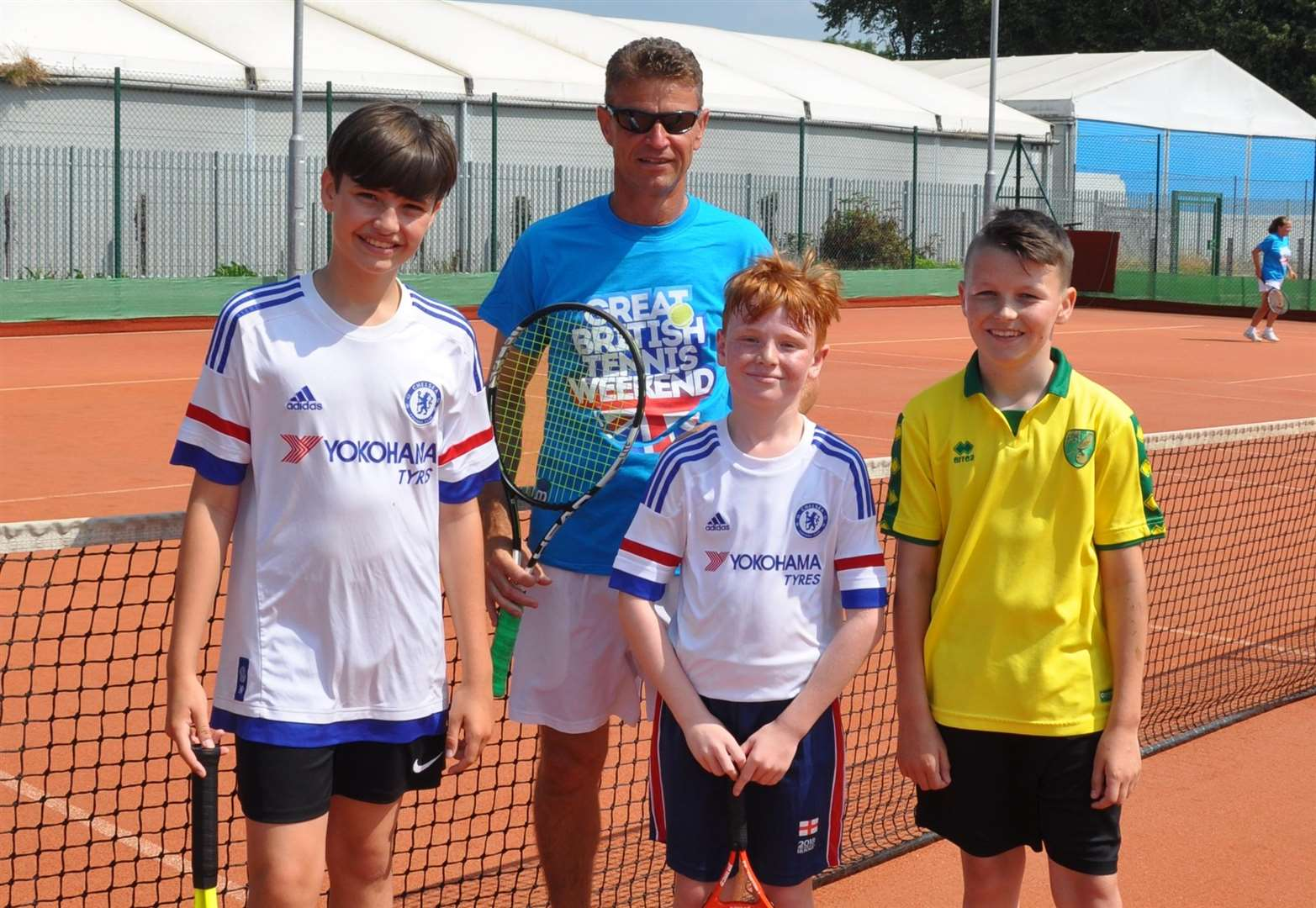 Wisbech Tennis Club to host four days of holiday activities