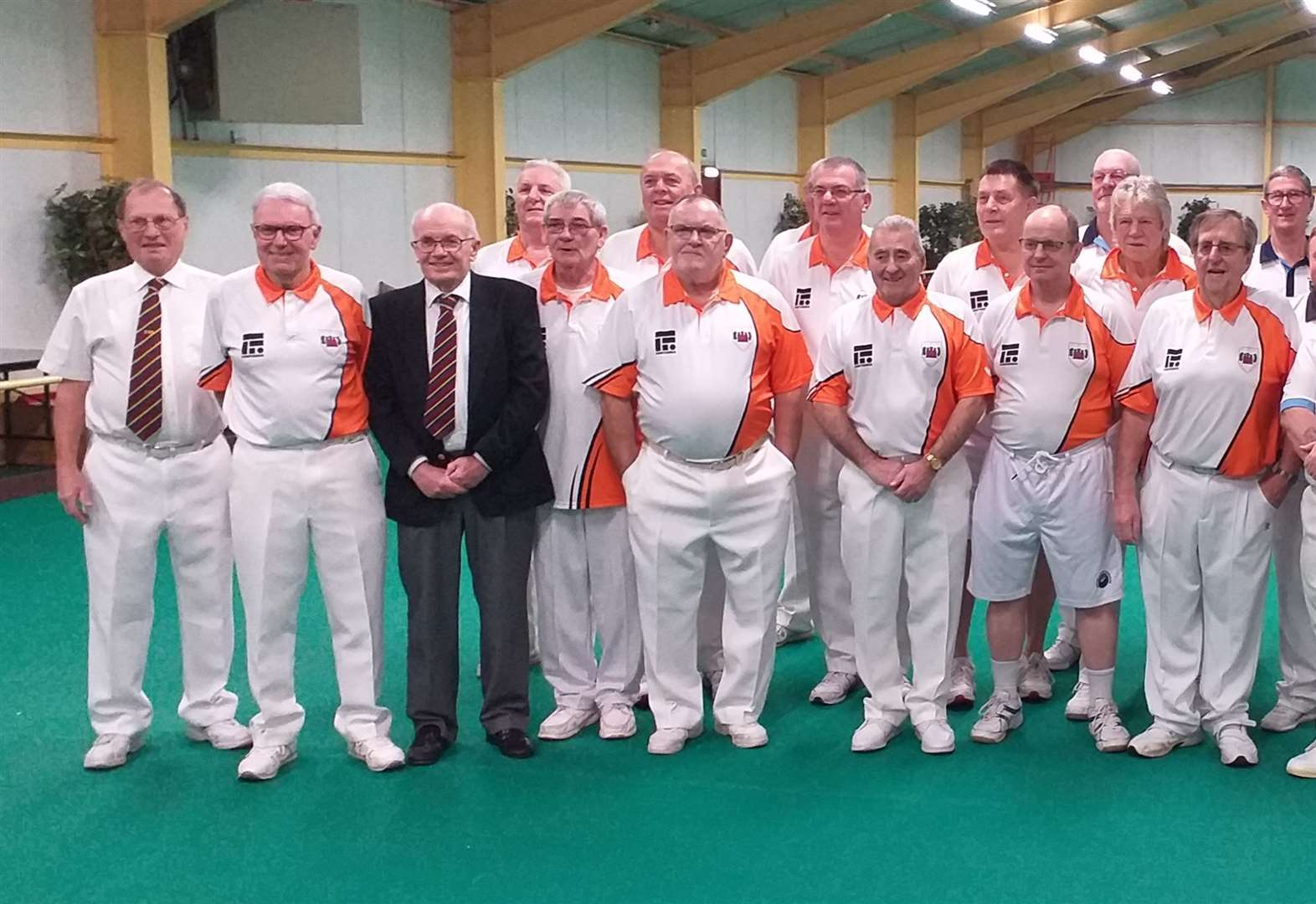 Bowlers win on all rinks in Derbyshire Trophy