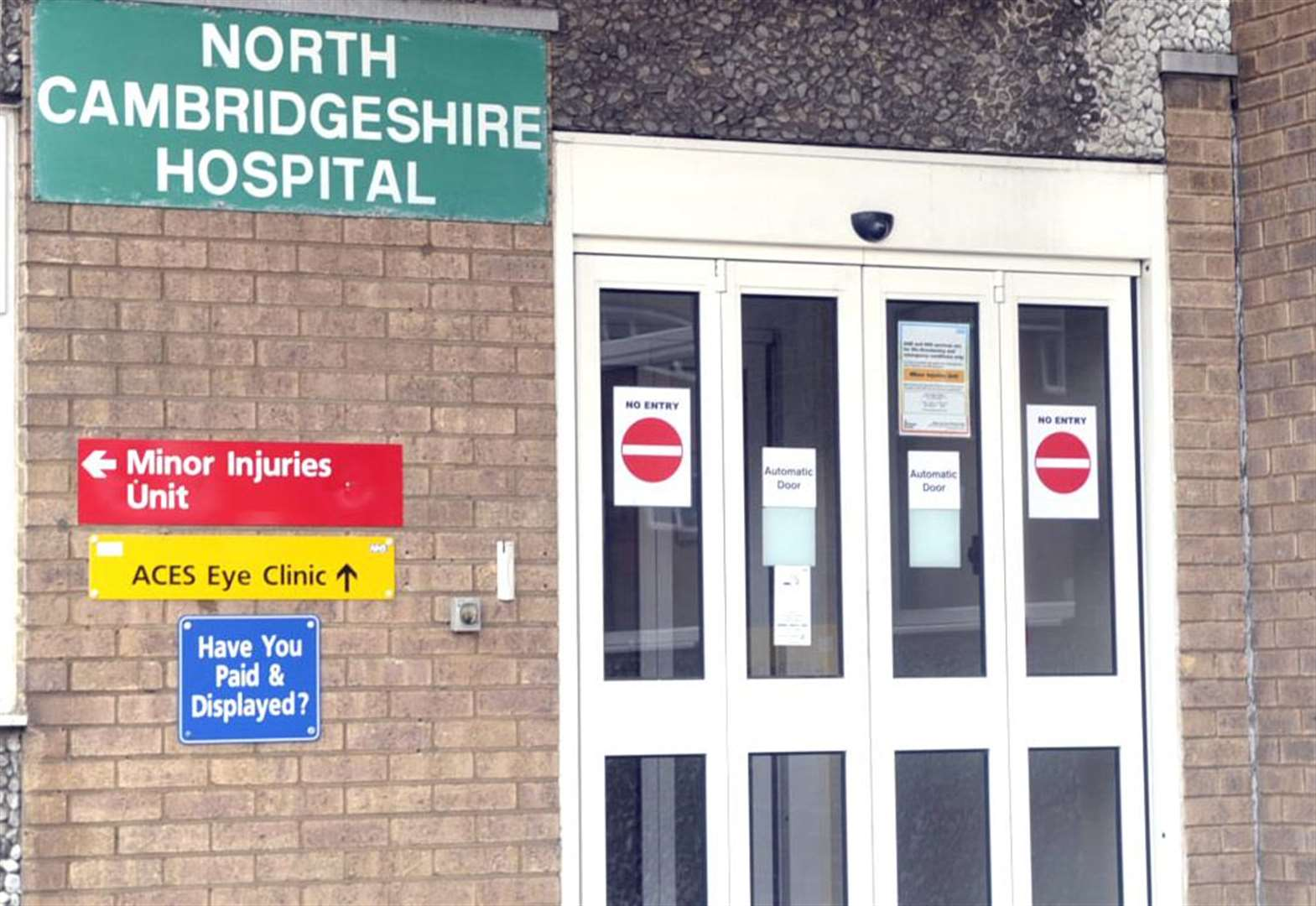 It's two year's later than planned but finally its good news as urgent care pilot is launched in Wisbech