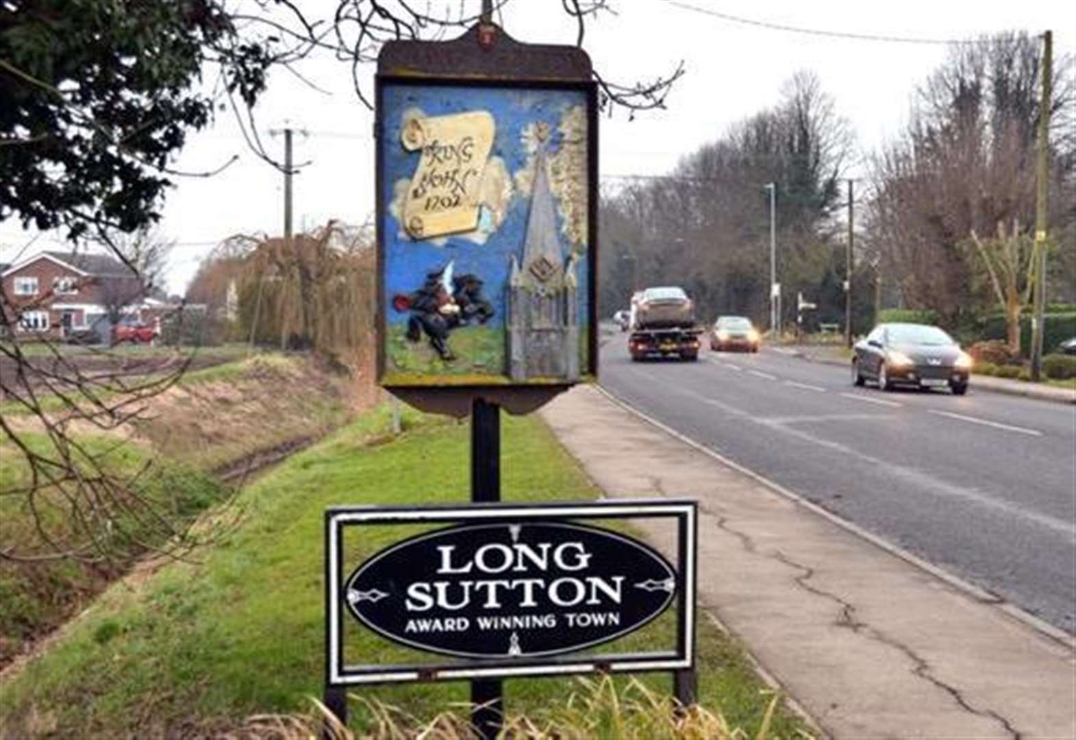 LONG SUTTON PARISH COUNCIL: Plans for mixed use site are opposed