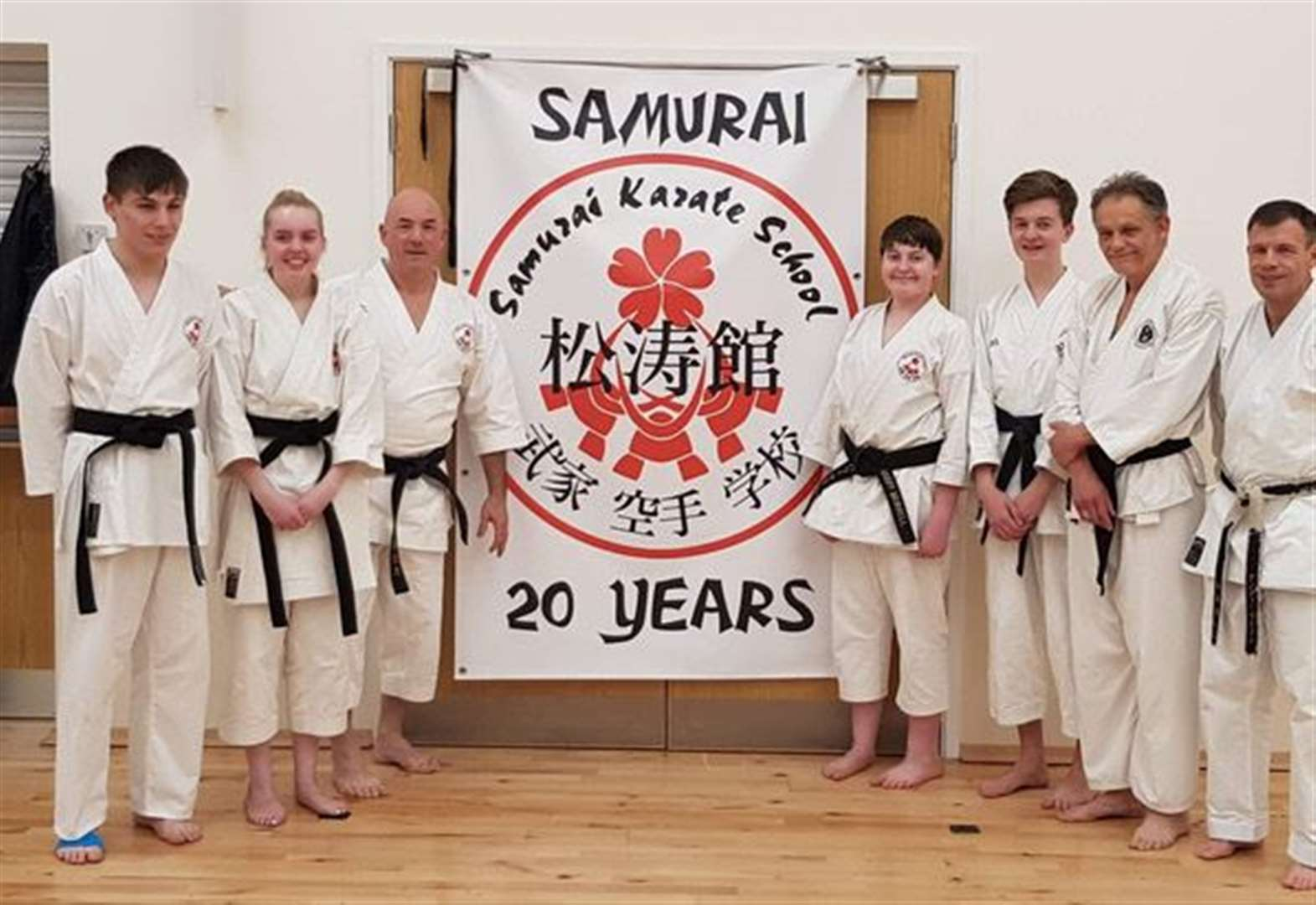 Karate: teenager battles against odds to pass Marshland Hall grading session