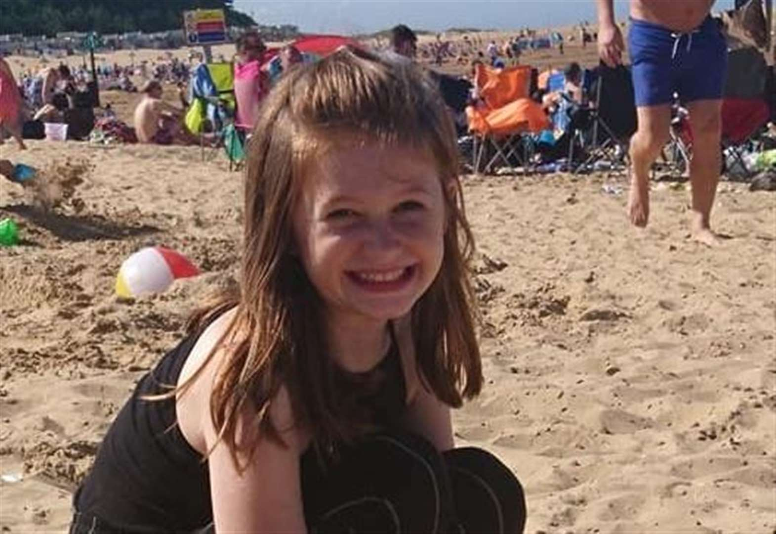 Long Sutton mum tells of her agony after her 10-year-old daughter suffered a stroke