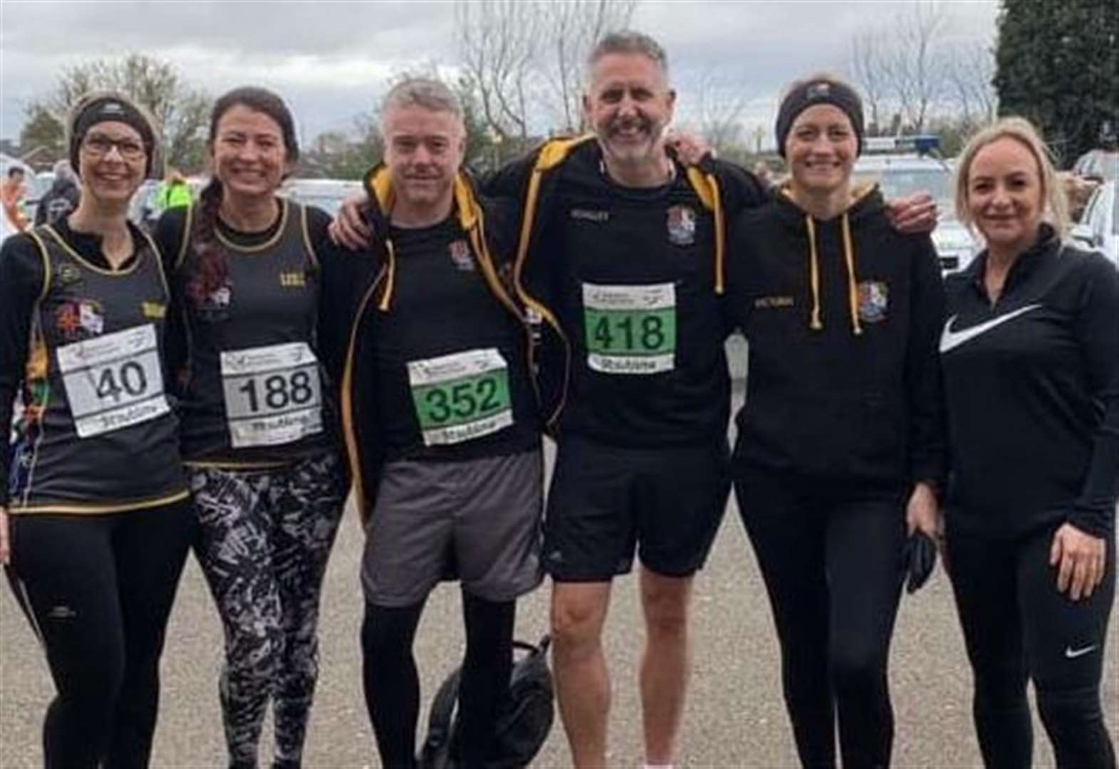 Running: Doubl-Lee good results for Three Counties