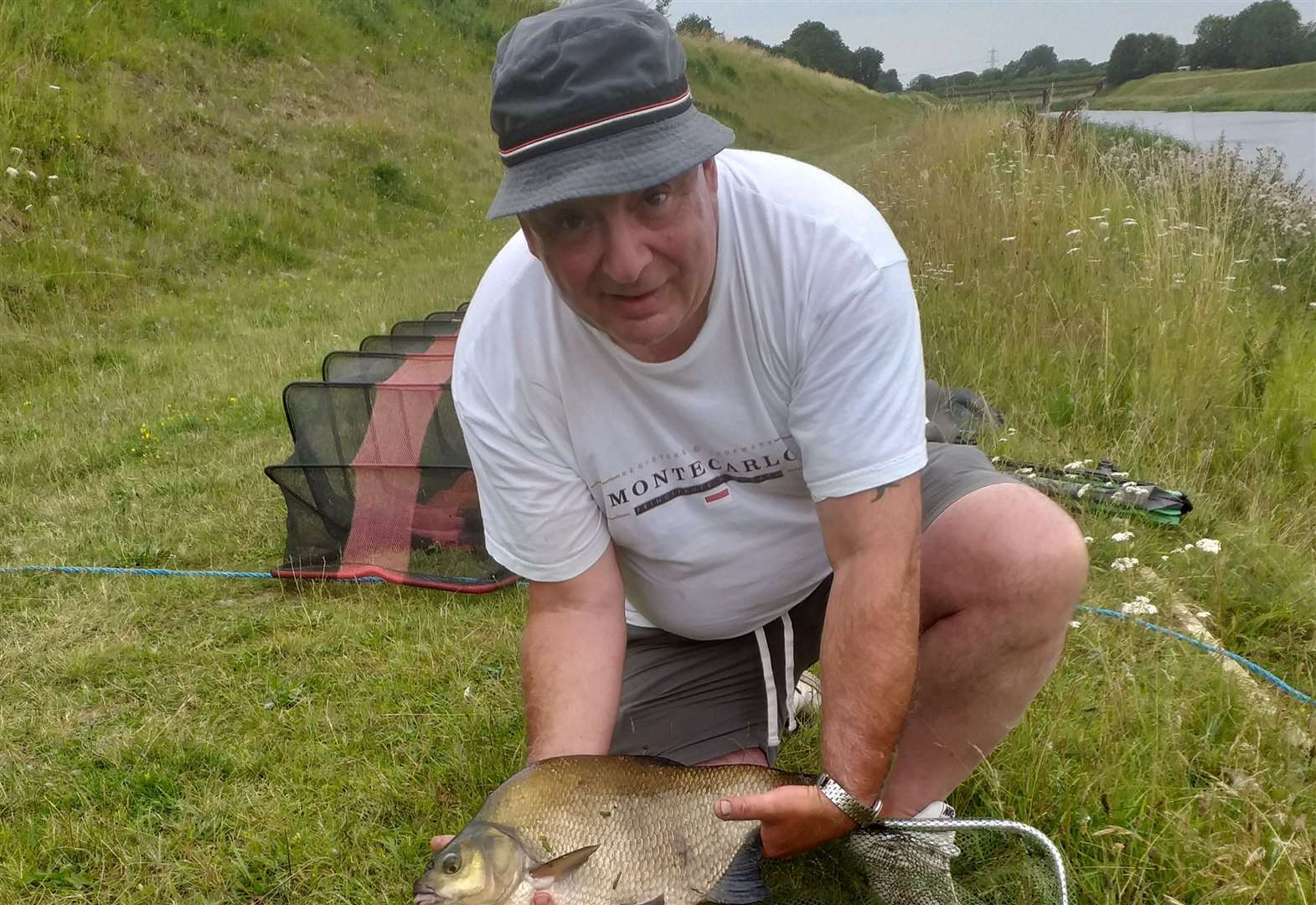 Angling: hat-trick hero's hot Tydd streak