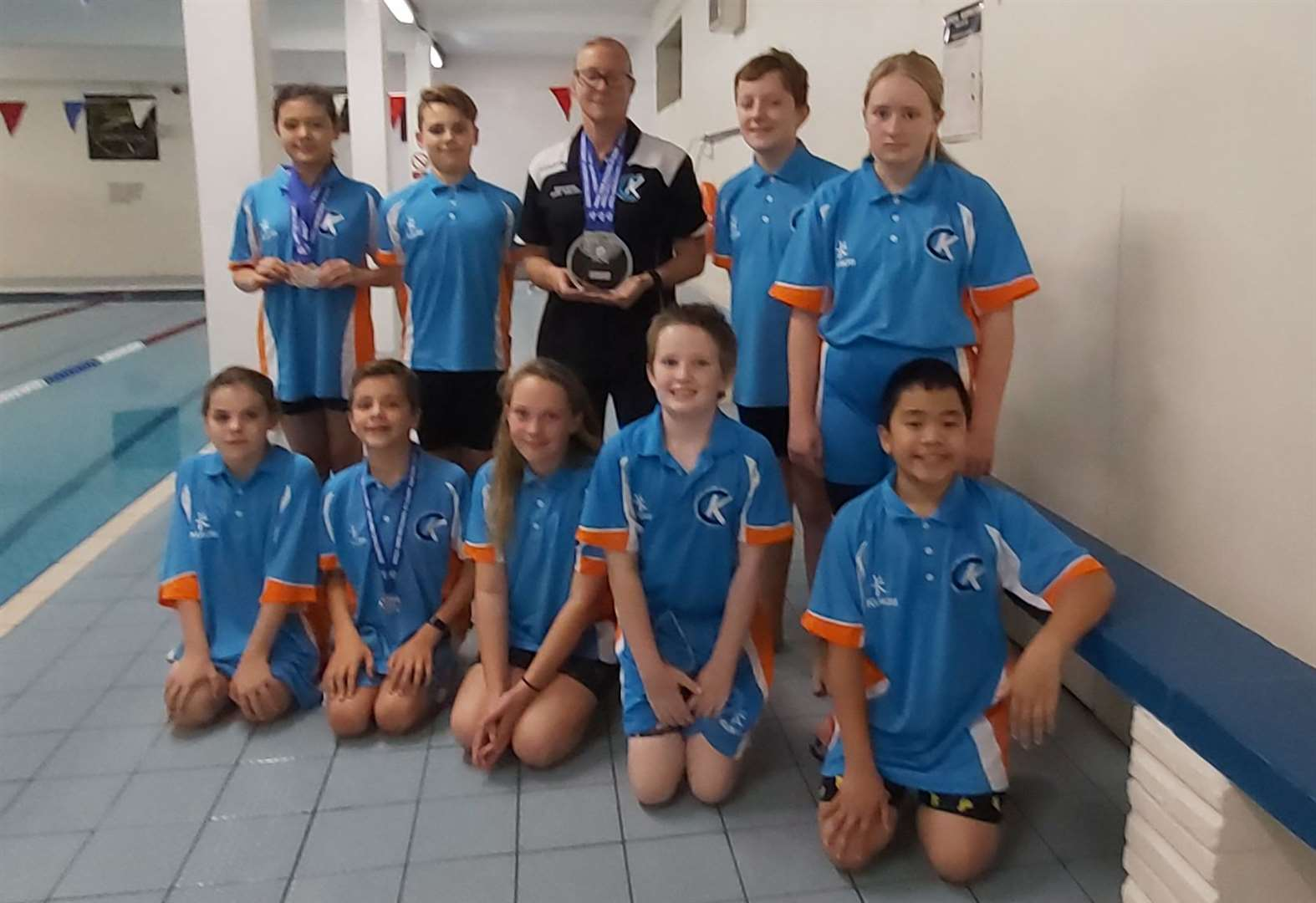 Swimming: Find out who Chatteris Kingfishers annual awards winners 2019 were