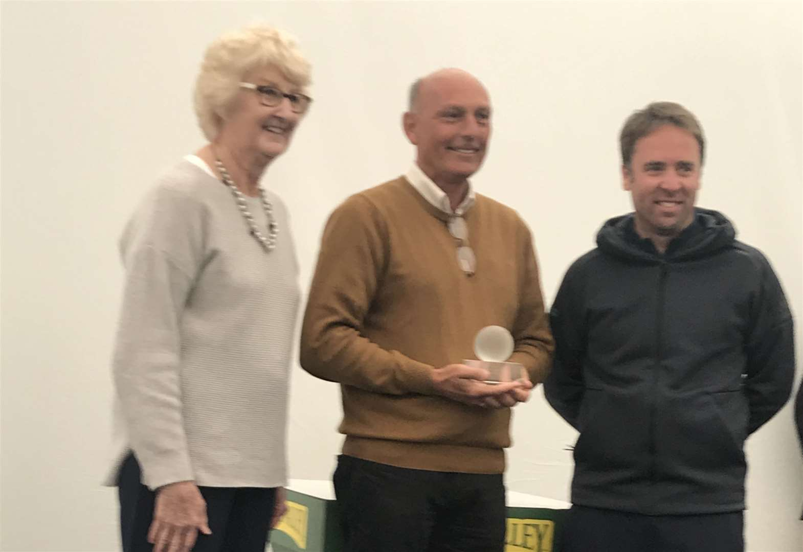 Tennis: Chatteris chairman wins lifetime award