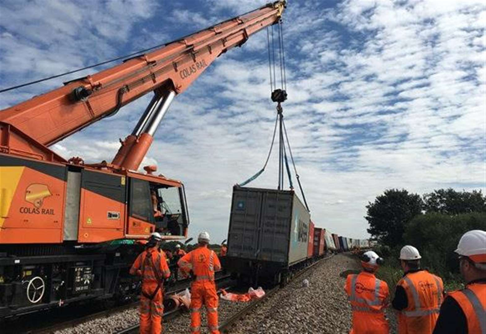 Poor maintenance has been blamed for a freight train derailment between Manea and Ely which caused massive disruption for Fenland passengers