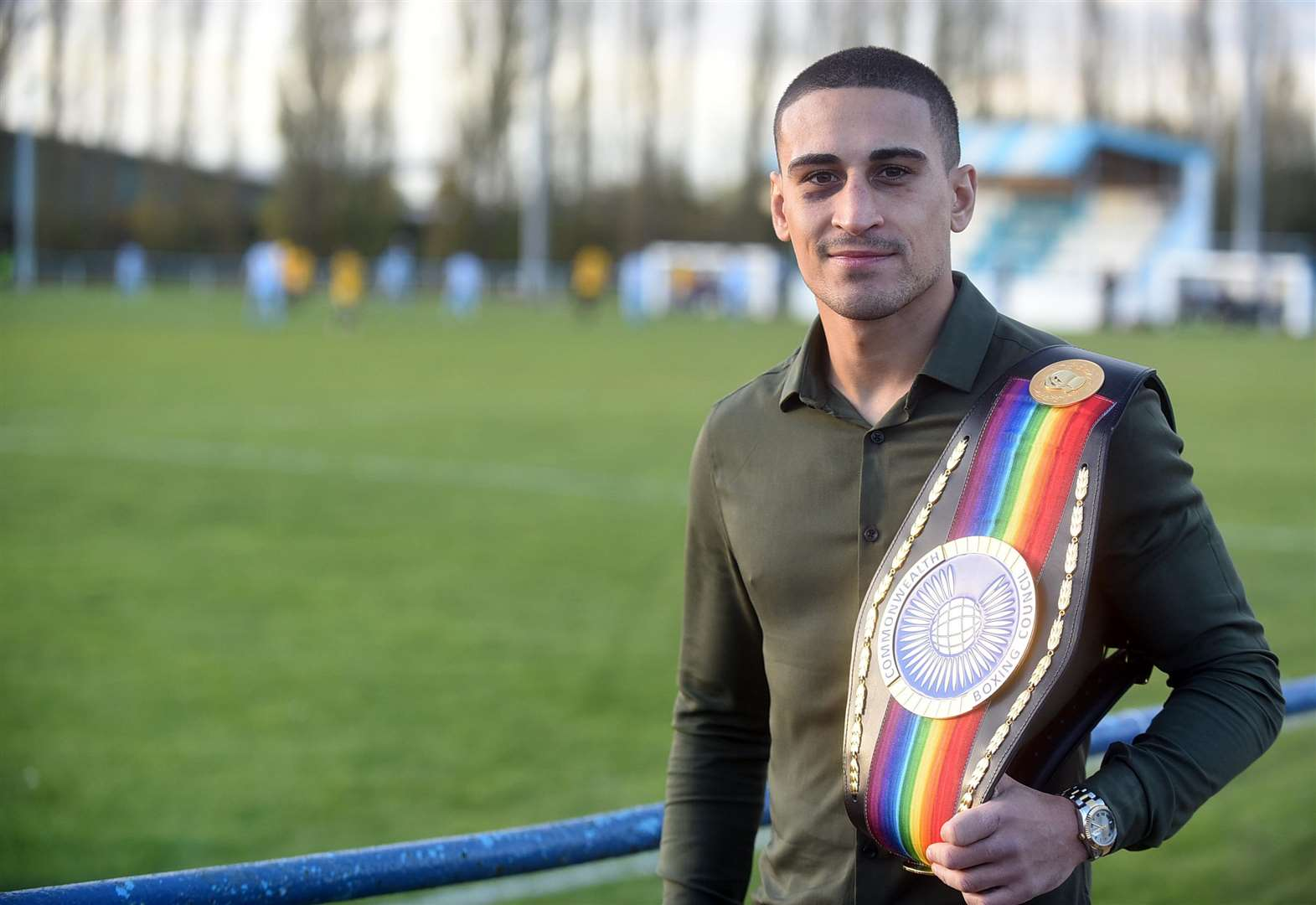 Chatteris boxer Jordan Gill to face Mexican test in latest title bout