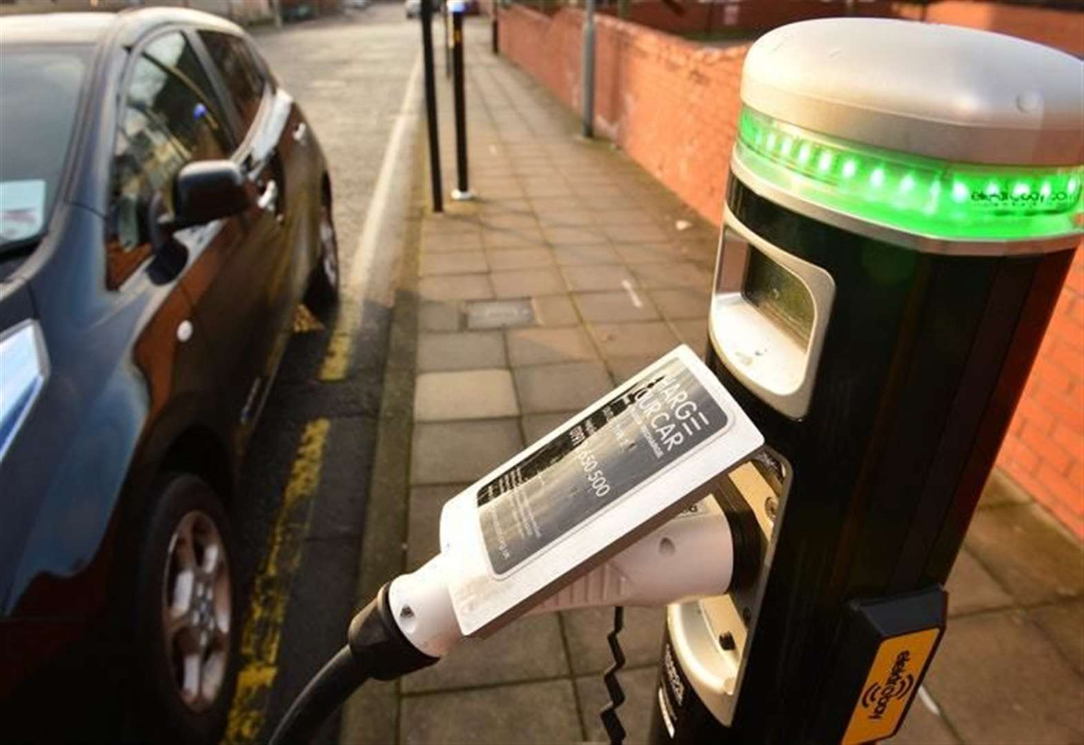Fenland stalling on electric car infrastructure according to government figures