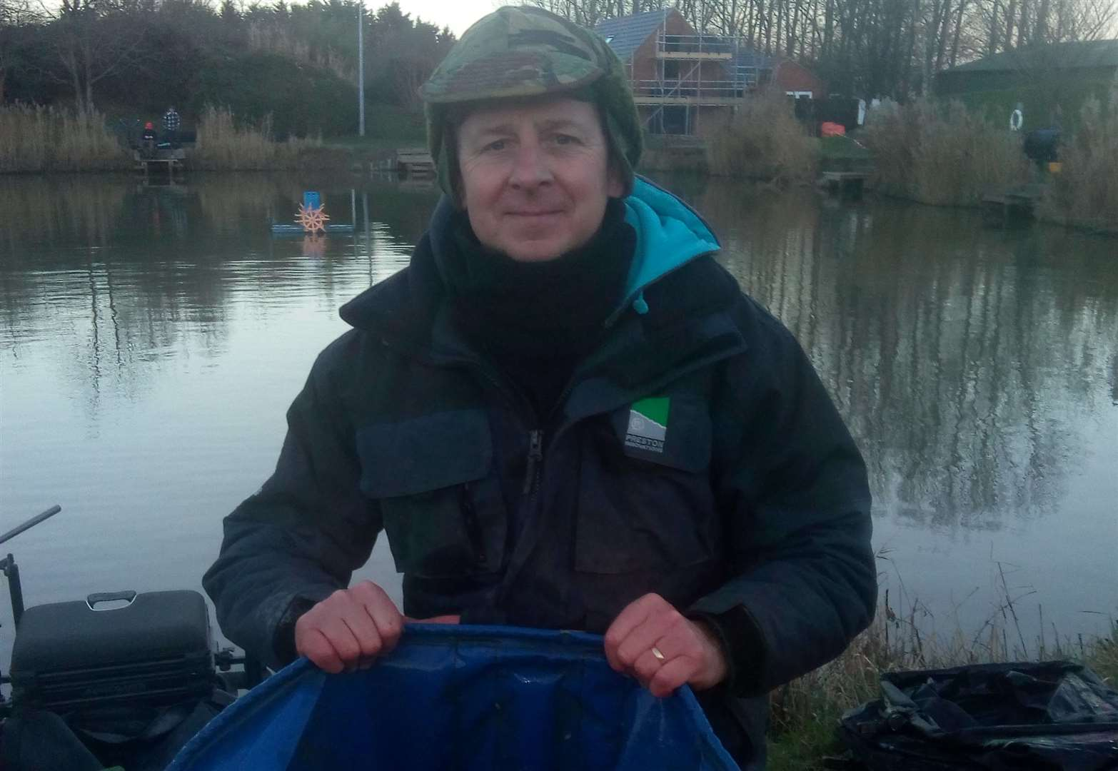 Tydd Gote Angling Club tight match on North Level Drain at Main Road sees Andrew Kilby edge out Steve Borrett