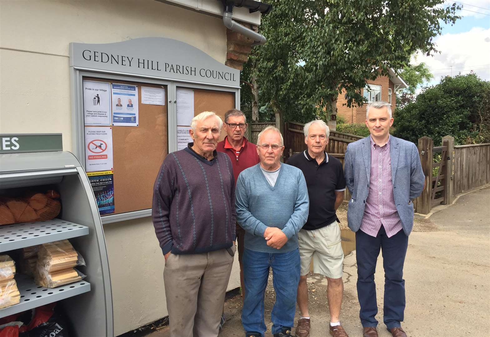 Retailer pledges to work with Gedney Hill villagers on deliveries