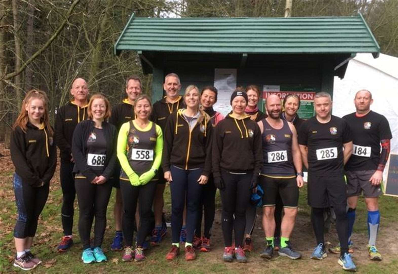 Three Counties runner posts Shouldham personal best time again