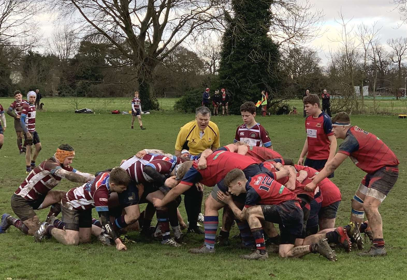 Rugby: much-changed Wisbech 1st XV crash at second-spot side