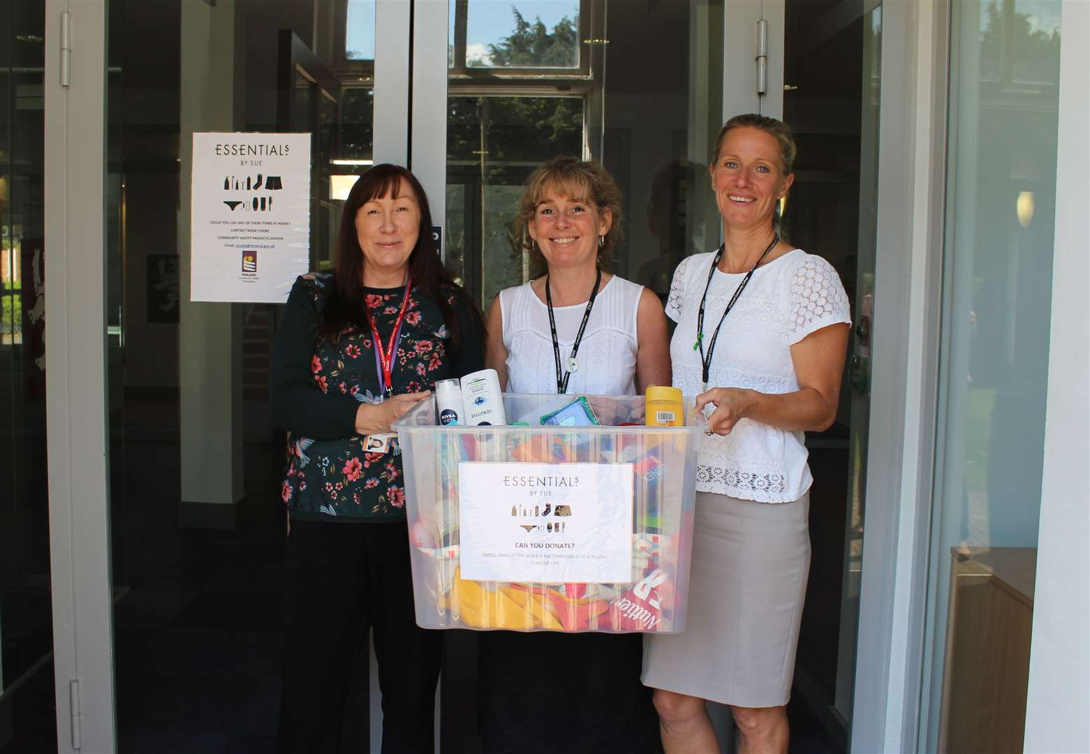 Toiletry charity project launched in Fenland