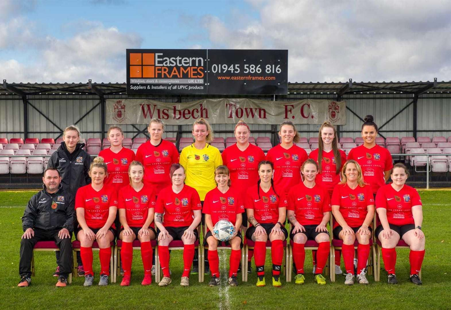 Wisbech Town FC exit Buildbase FA Trophy at hands of hosts Yaxley