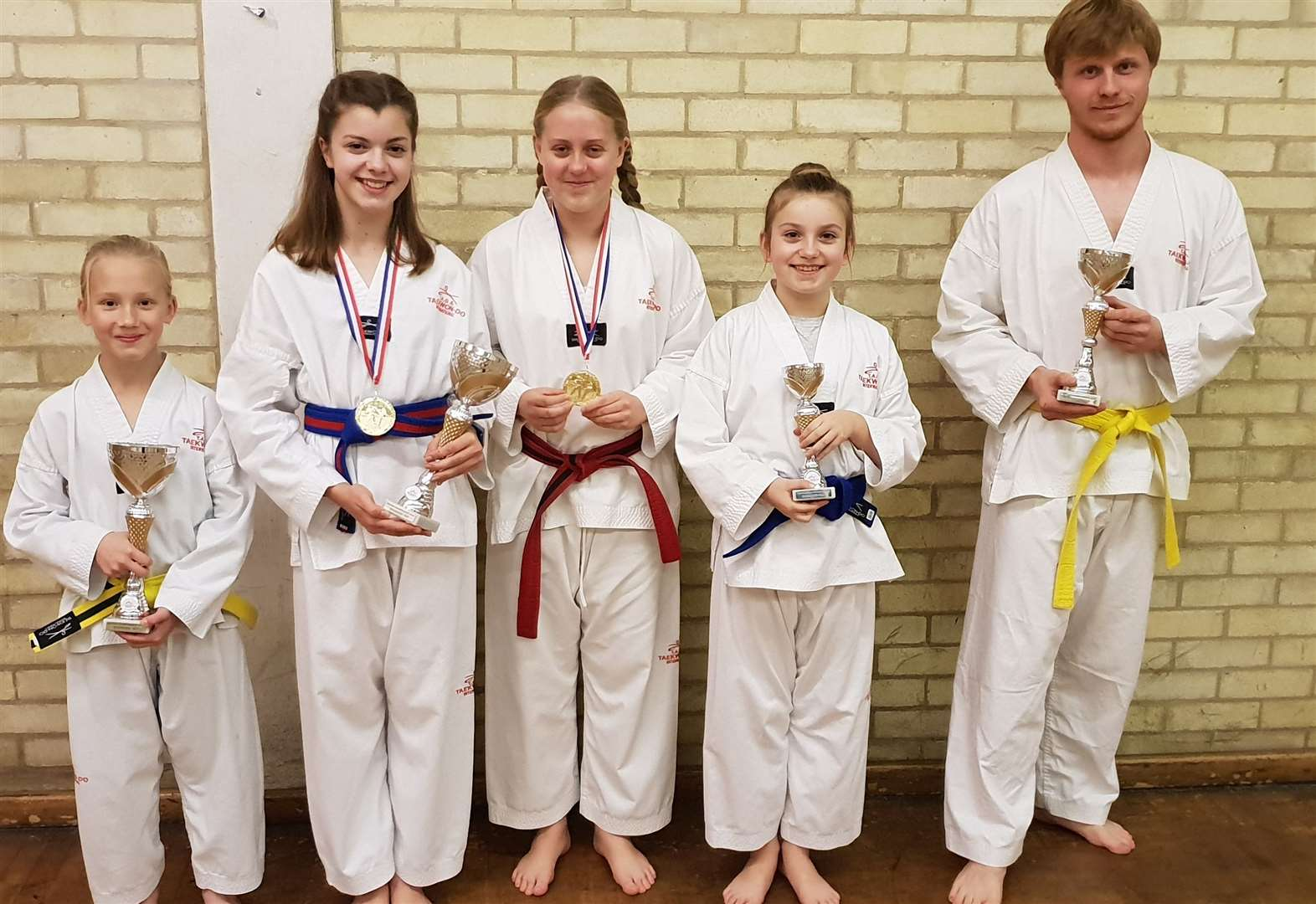 Tae kwon-do: Beck's British double gold as Wisbech and March martial artists bag medals